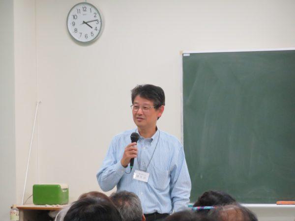 講師 小野 宏氏